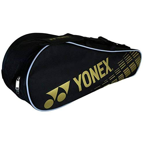 Yonex Double Compartment Badminton Kitbag (black)