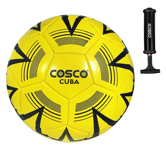 Cosco Cuba Football with pump