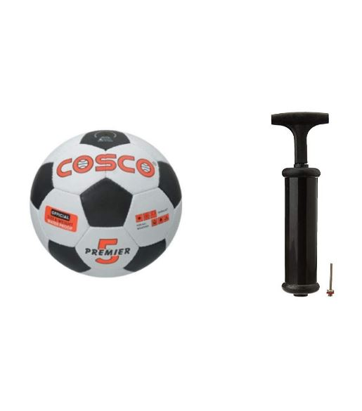 Cosco Premier Football with pump