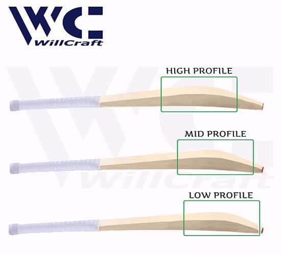 Cricket bat profiles image