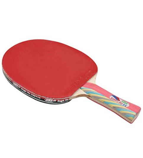 GKI Kung Fu DX Table Tennis Racquet_BACK