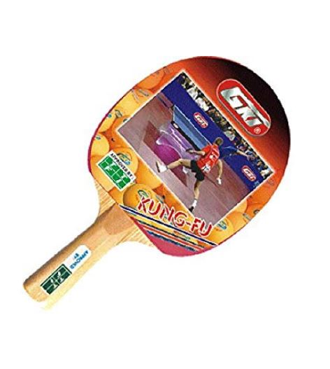 GKI Kung Fu Table Tennis Racquet