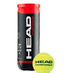 HEAD Championship Tennis Ball Can (Pack of 3)