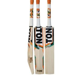 HeadTurners Ton Gutsy English Willow Cricket Bat Full Size(Cover Incuded)