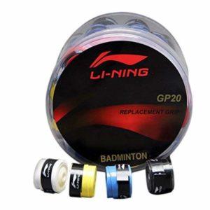 Li-Ning GP-20 Overgrip Badminton Racket Grip - Assorted