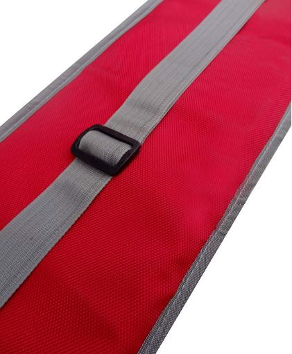 New-Balance Padded Bat Cover (Red)