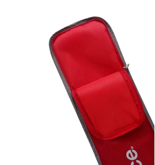 New Balance Padded Bat Cover_Red