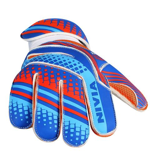 Nivia 891 Ultra Armour Goalkeeper Gloves, Large (Multicolor)