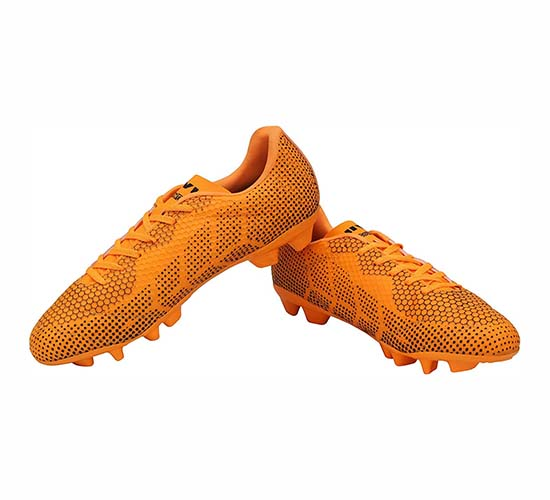 Nivia Encounter Football Shoes orange