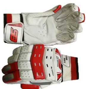 SB Batting Gloves Mens Red