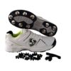 SG Hi-Lite Cricket Studds with Metal Spikes Cricket Shoes