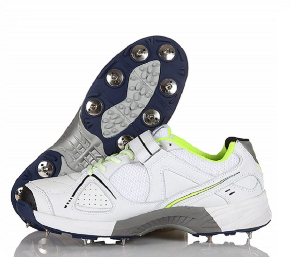 SG Hi-Lite Cricket Studds with Metal Spikes Cricket Shoes1