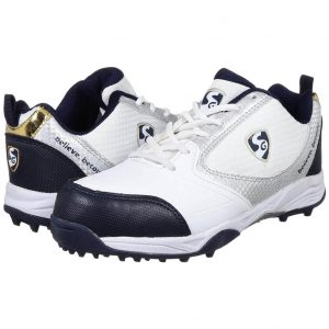 SG New Rubber Spikes Pro Cricket Shoes_cover