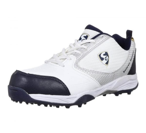 SG New Rubber Spikes Pro Cricket Shoes_cover1