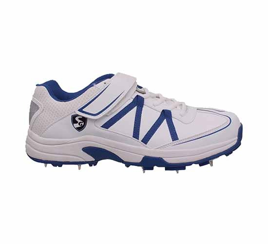SG Xtreme Metal Spikes Cricket Shoes