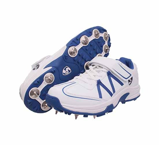 SG Xtreme Metal Spikes Cricket Shoes1