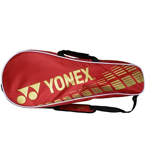 Yonex Double Compartment Badminton Kitbag (red)