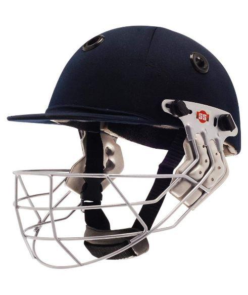 SS Heritage Cricket Helmet, Medium