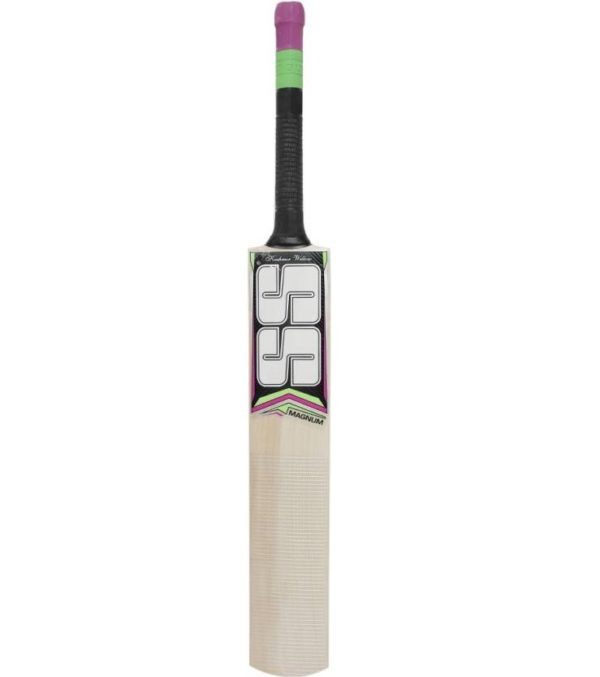SS Magnum Kashmir-Willow Cricket Bat_MC