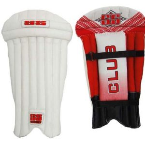 SS Men's Club Wicket Keeping Pads