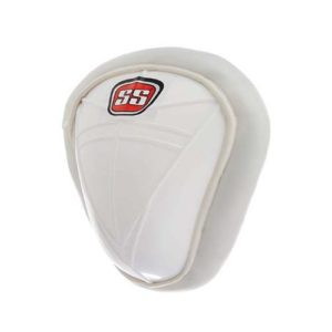 SS Ranji Youth Abdominal Guard (White)