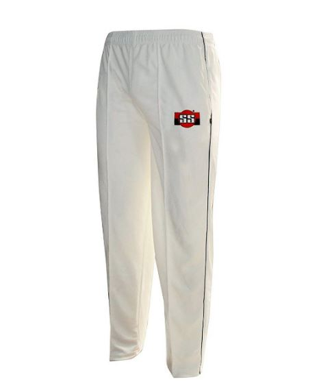 SS Super Half Sleeve Cricket Dress Set Combo (Set of T-Shirt and Trousers)_Medium