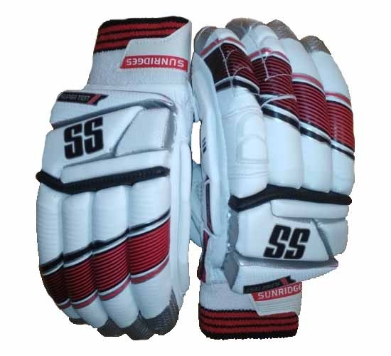 SS Super-Test Batting Gloves Right Hand Men Size