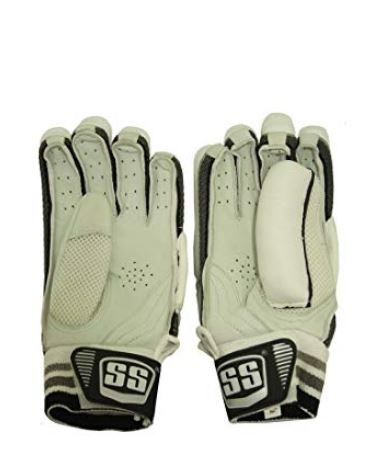 SS Test Players Mens Right Hand Batting Gloves_FRONT