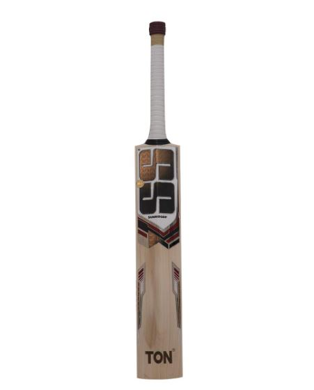 SS Ton 47 English Willow Cricket Bat - SH_BACK