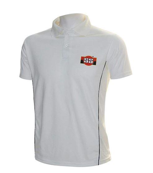 SS_ Super Half Sleeve Cricket Dress Set Combo (Set of T-Shirt and Trousers) - Medium