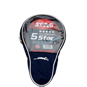 Stag 5 Star Table Tennis Racquet_with cover
