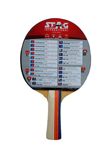 Stag Official Table Tennis Racquet_BACK