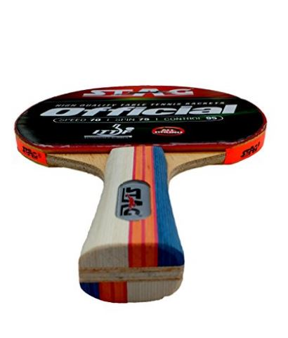 Stag Official Table Tennis Racquet_DETAIL