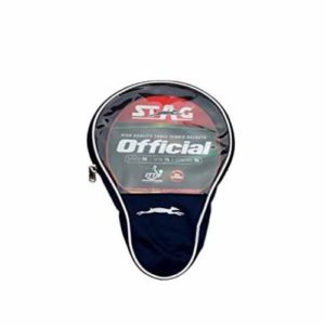 Stag Official Table Tennis Racquet_WITH COVER