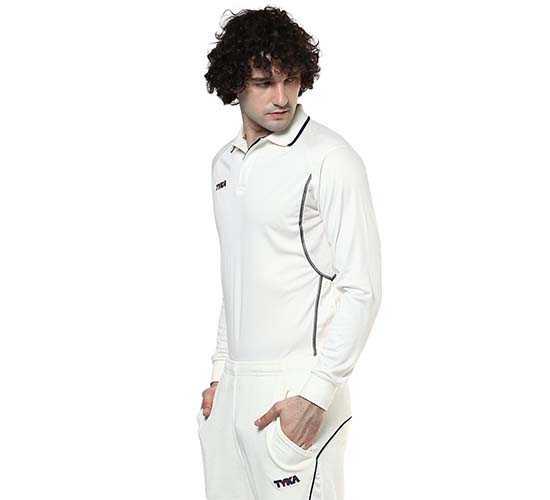Tyka Median Cricket T-Shirt full sleeve_left