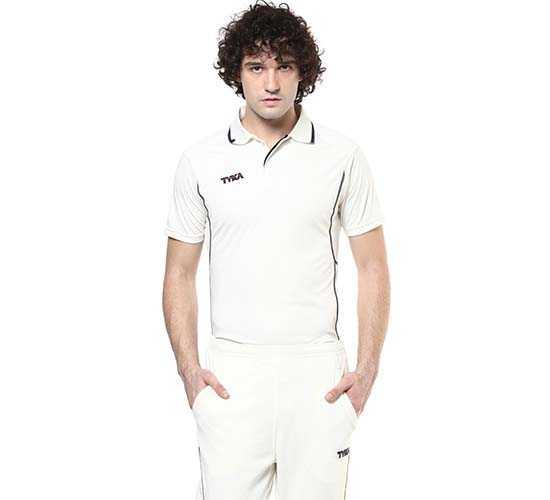 Tyka Median Cricket T-Shirt half sleeves_front