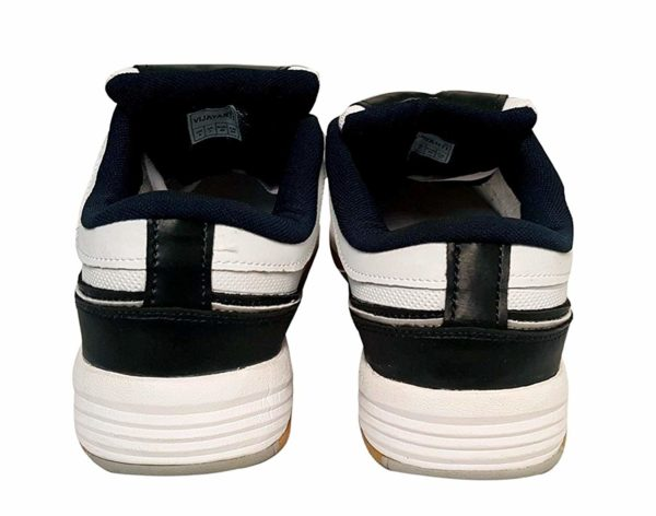 Vijayanti-B69 White Badminton Shoes