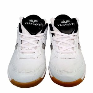 Vijayanti-B69-White-Badminton-Shoes