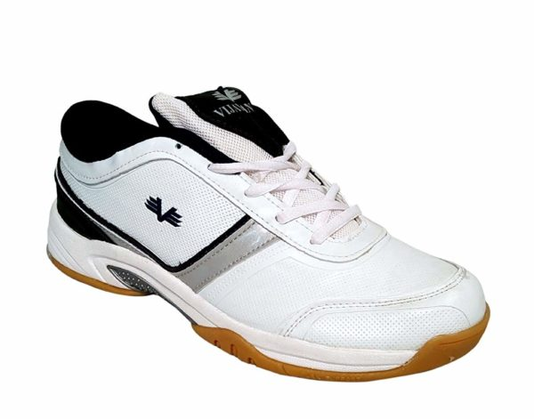 Vijayanti B69 White Badminton Shoes