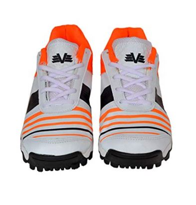 Vijayanti-V-OC99 Orange Cricket Shoes