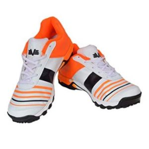 Vijayanti V-OC99 Orange Cricket Shoes_PAIR