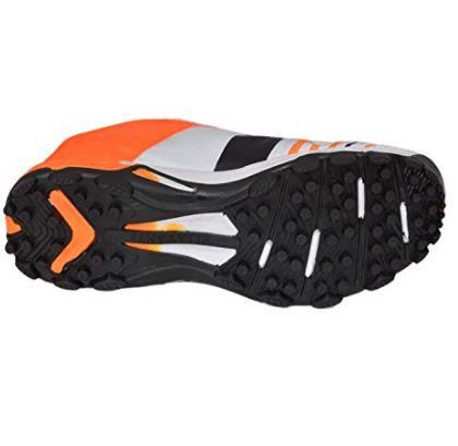 Vijayanti V_OC99 Orange Cricket Shoes