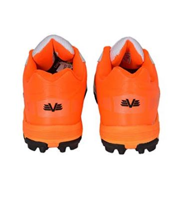 Vijayanti_V-OC99 Orange Cricket Shoes