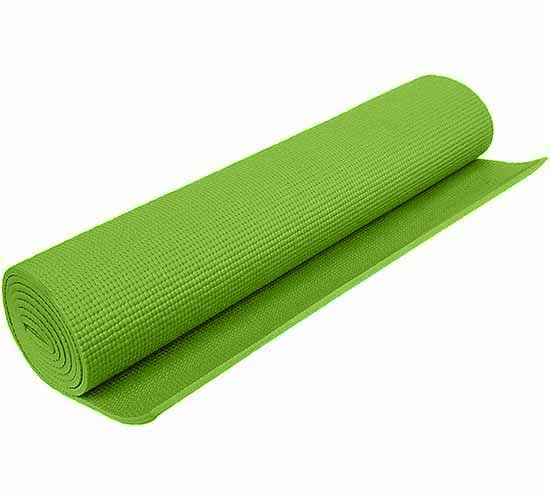 WillCraft Y10 Yoga Mats_Green