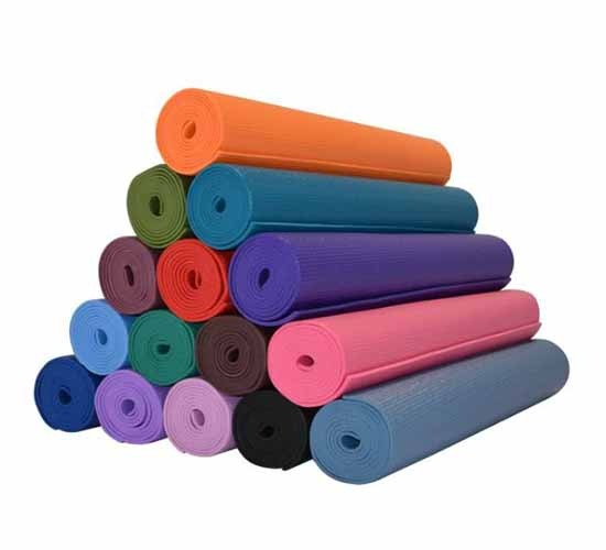 WillCraft Y10 Yoga Mats_Multi