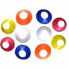 Willcraft New Multi_Color Saucer Cones pack of 10