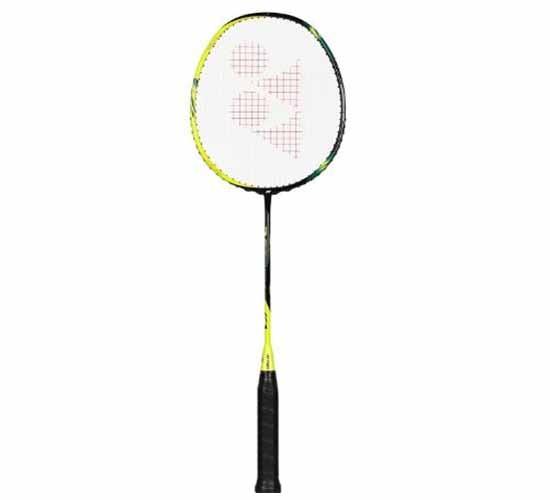 Yonex Astrox 2 Graphite Badminton Racquet (Black&Yellow)