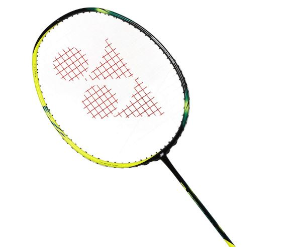 Yonex Astrox 2 Graphite Badminton Racquet_Black&Yellow