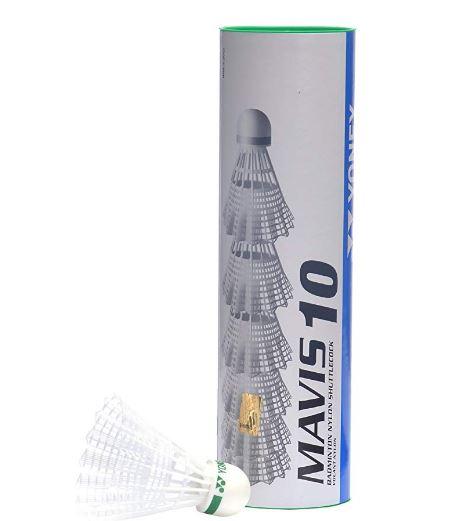 Yonex Mavis 10 Nylon_WHITE