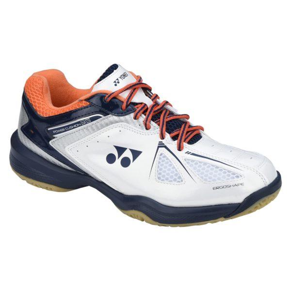 Yonex Men's Badminton Shoes (orange)
